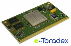 Apalis T30 from Toradex